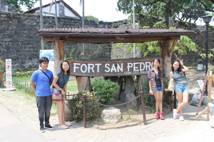 Squad goes to Fort San Pedro